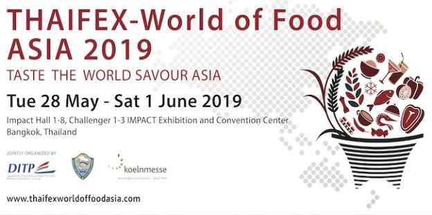THAIFEX: World of Food Asia 2019