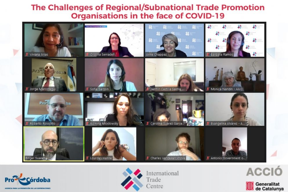 Webinar: The Challenges of Regional/Subnational Trade Promotion Organisations in the face of COVID - 19