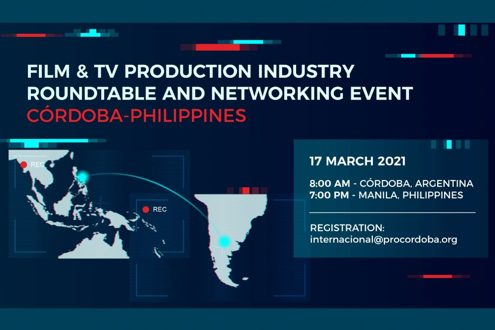 Film & TV Production Industry Roundtable and Networking Event